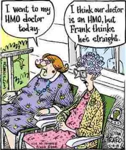 HMO Insurance Humor