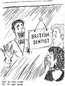 The English Dentist