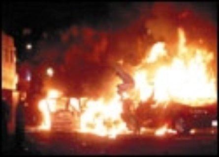 Detroit Burned Down For The Insurance Money