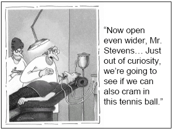 The Farside - Insurance Humor