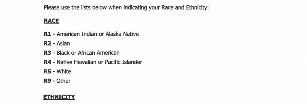 Race and Ethnicity Guide