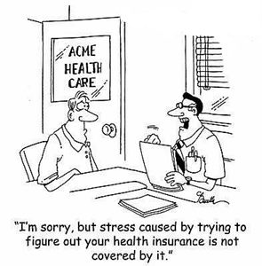 New Health Insurance Exclusions