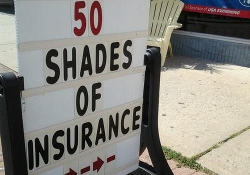 Insurance... Still Not Sexy