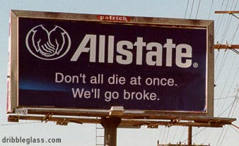 Allstate's Candid Marketing Campaign