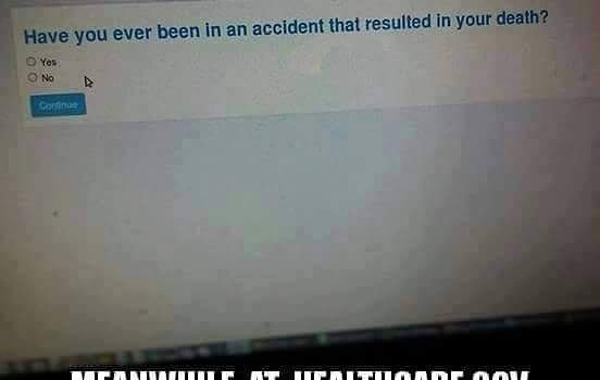 Healthcare.gov Fail